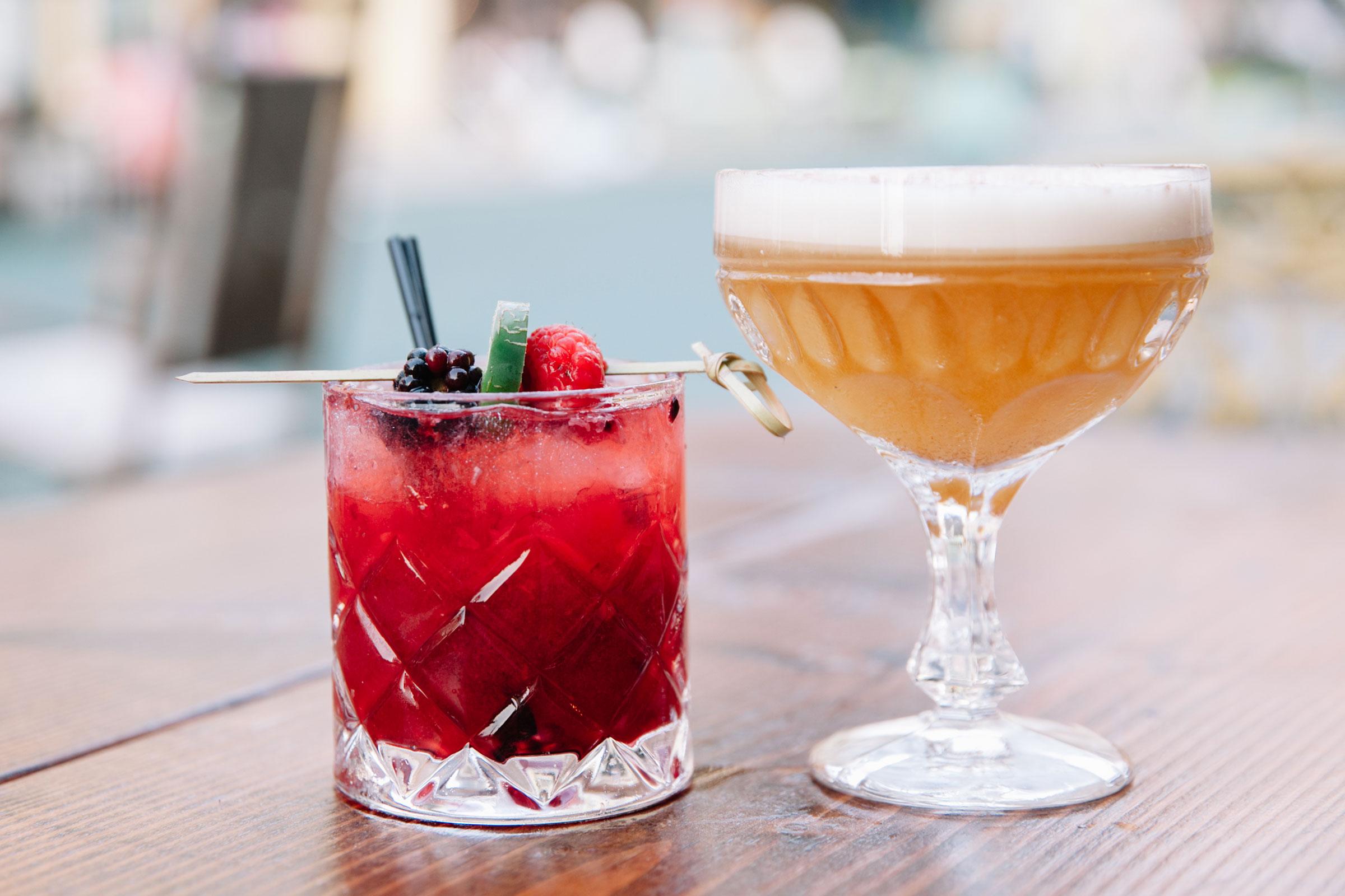 H2O Cocktails