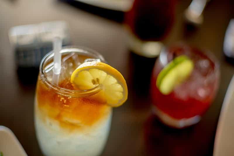 Royal Blue - Cocktail