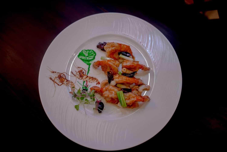 Shuang Ba Dinner