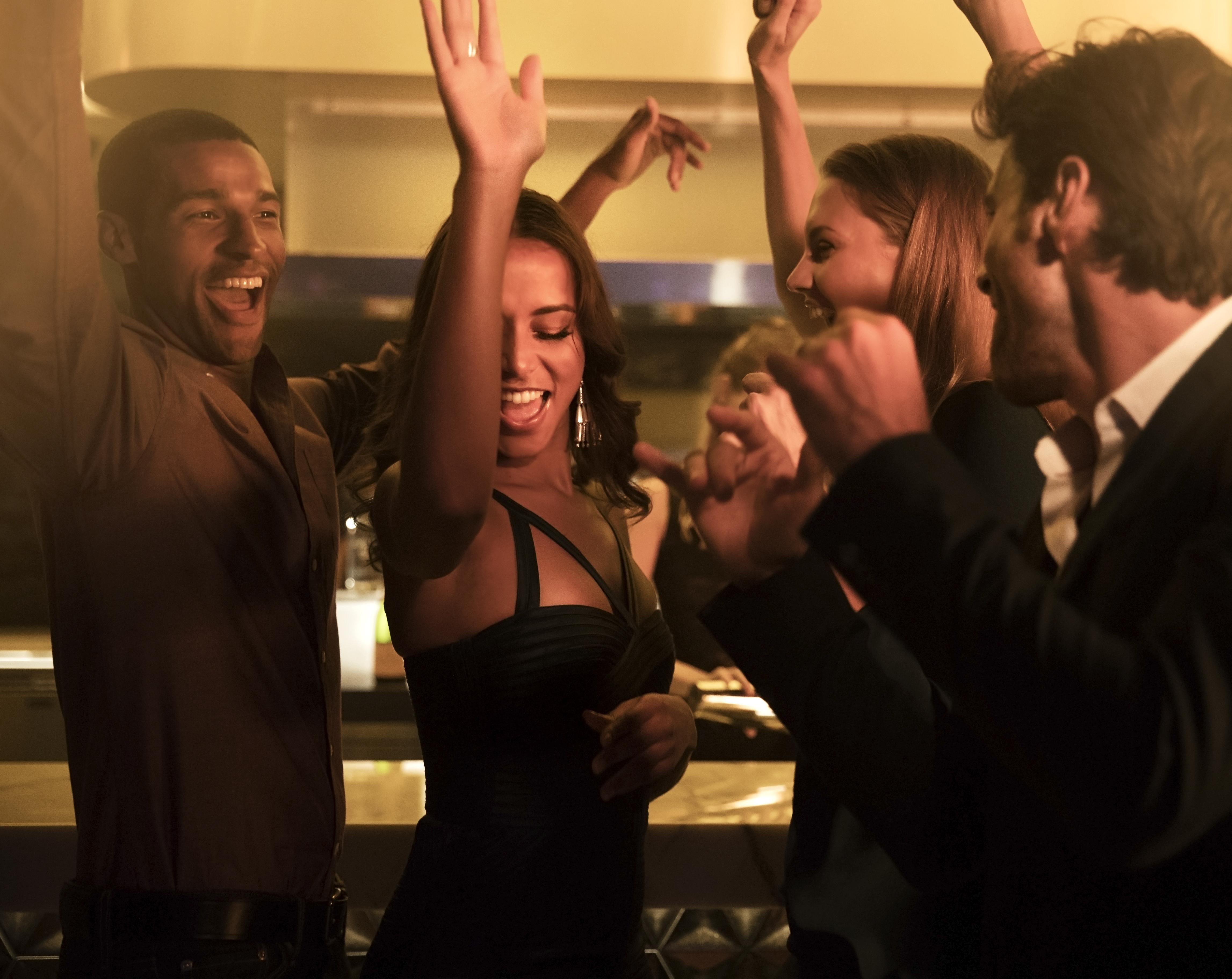 Bond Dancing