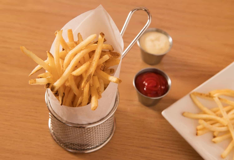 Thin Fries