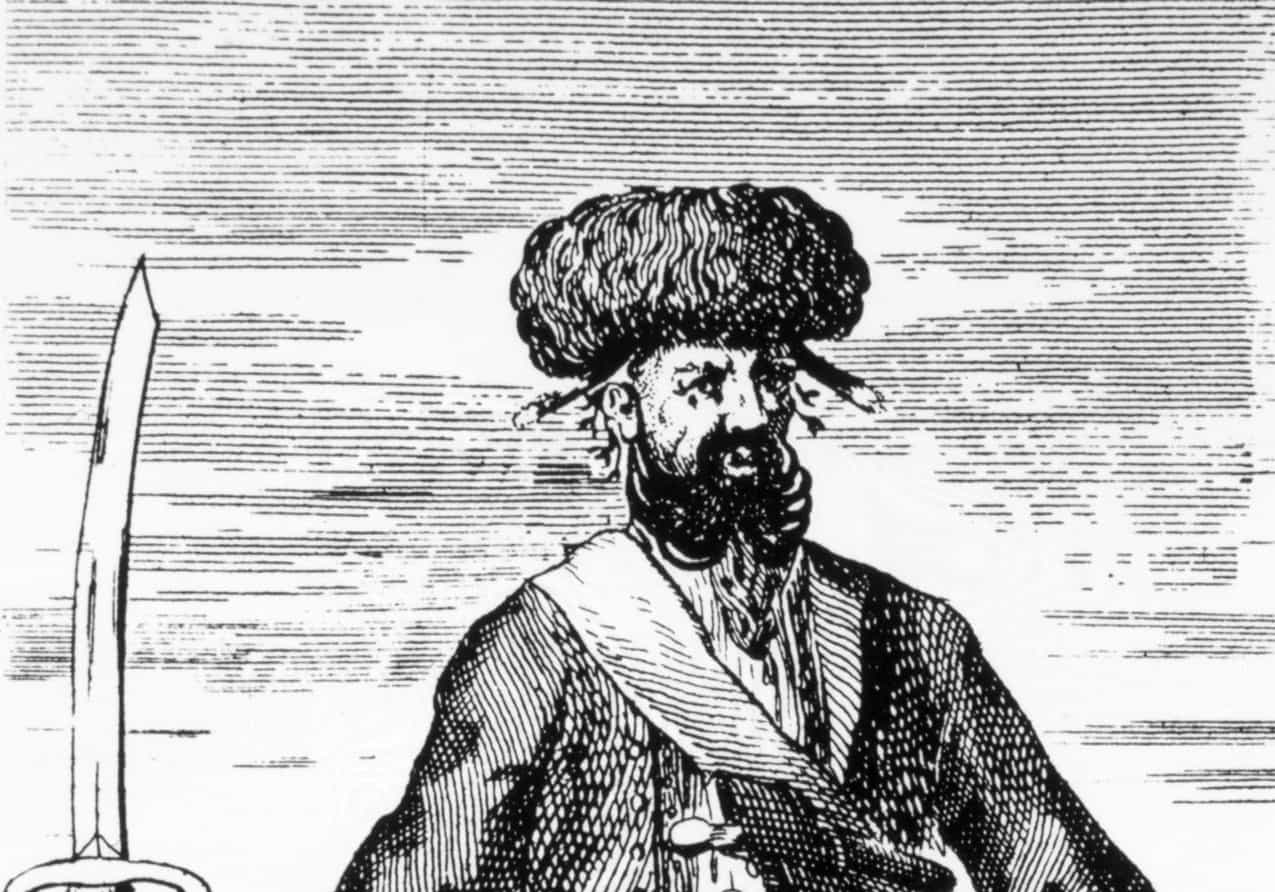 Pirates des Bahamas: Barbe Noire